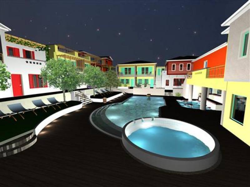 Appartementen Sirena Residence - Votsalakia - Samos